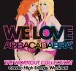 Abbacadabra - Almighty Presents: We Love Abbacadabra - The Workout Collection - Cardio High Energy Workout
