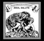 Anvil Salute - New Crusaders Of The Eleventh Commandment