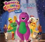 Barney - Barney's Colorful World! Live!