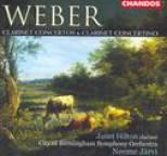 Carl Maria von Weber - Weber: Clarinet Concertos