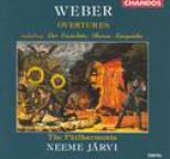 Carl Maria von Weber - Weber: Overtures
