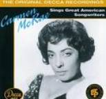 Carmen McRae - Sings Great American Songwriters