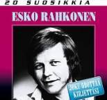 Esko Rahkonen - 20 Suosikkia  / Joku odottaa kirjettäsi