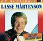 Lasse Mårtenson - 20 Suosikkia / Nousevan auringon talo