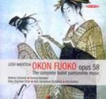 Leevi Madetoja - Madetoja, L.: Okon Fuoko