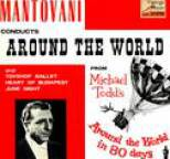 Mantovani and his Orchestra - Vintage Dance Orchestras No. 167 - EP: Around The World