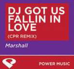 Marshall - DJ Got Us Fallin In Love - EP