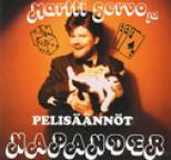 Martti Servo ja Napander - Pelisäännöt
