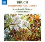 Max Bruch - Bruch: Symphonies Nos. 1 and 2