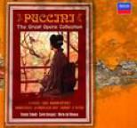 Renata Tebaldi - Puccini: The Great Operas