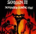 Samhain - November-Coming-Fire