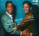 Sammy Davis, Jr. - Boy Meets Girl: The Complete Sammy Davis Jr. and Carmen McRae on Decca