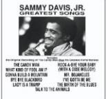 Sammy Davis, Jr. - Greatest Songs