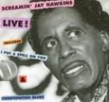 Screamin' Jay Hawkins - Live