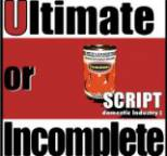 Script - Ultimate or Incomplete