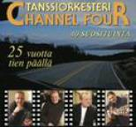 Tanssiorkesteri Channel Four - 40 Suosituinta