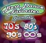 The Hit Crew - 30 Best Dance Favorites from the 70s, 80s, 90s and 00s